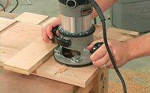 Ручной фрезер по дереву: 5 примеров использования